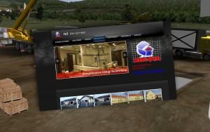 Przykładowe realizacji stron internetowych Dombud Mikołów
